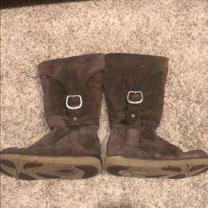 Ugg Boots Brown Shearling 7